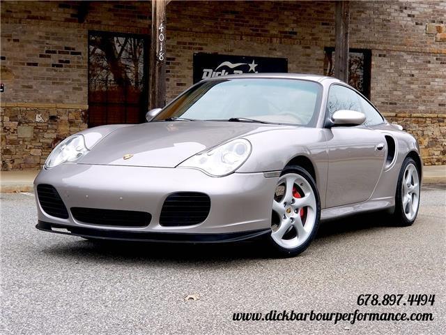Great 2001 Porsche 911 Carrera Turbo 2001 Porsche 911 Carrera Turbo