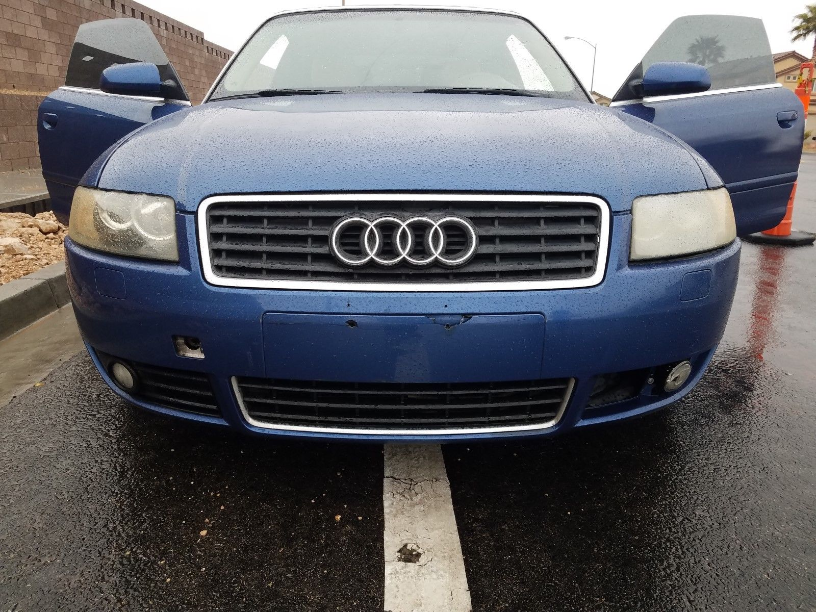 Awesome 2004 Audi A4 1 8t Convertible Quattro Blue Oem Daily Driver Pink Tan Turbo 2017 2018