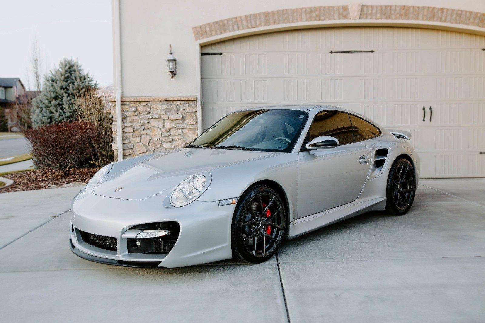 Awesome 2008 Porsche 911 Turbo 2008 Porsche 911 Turbo