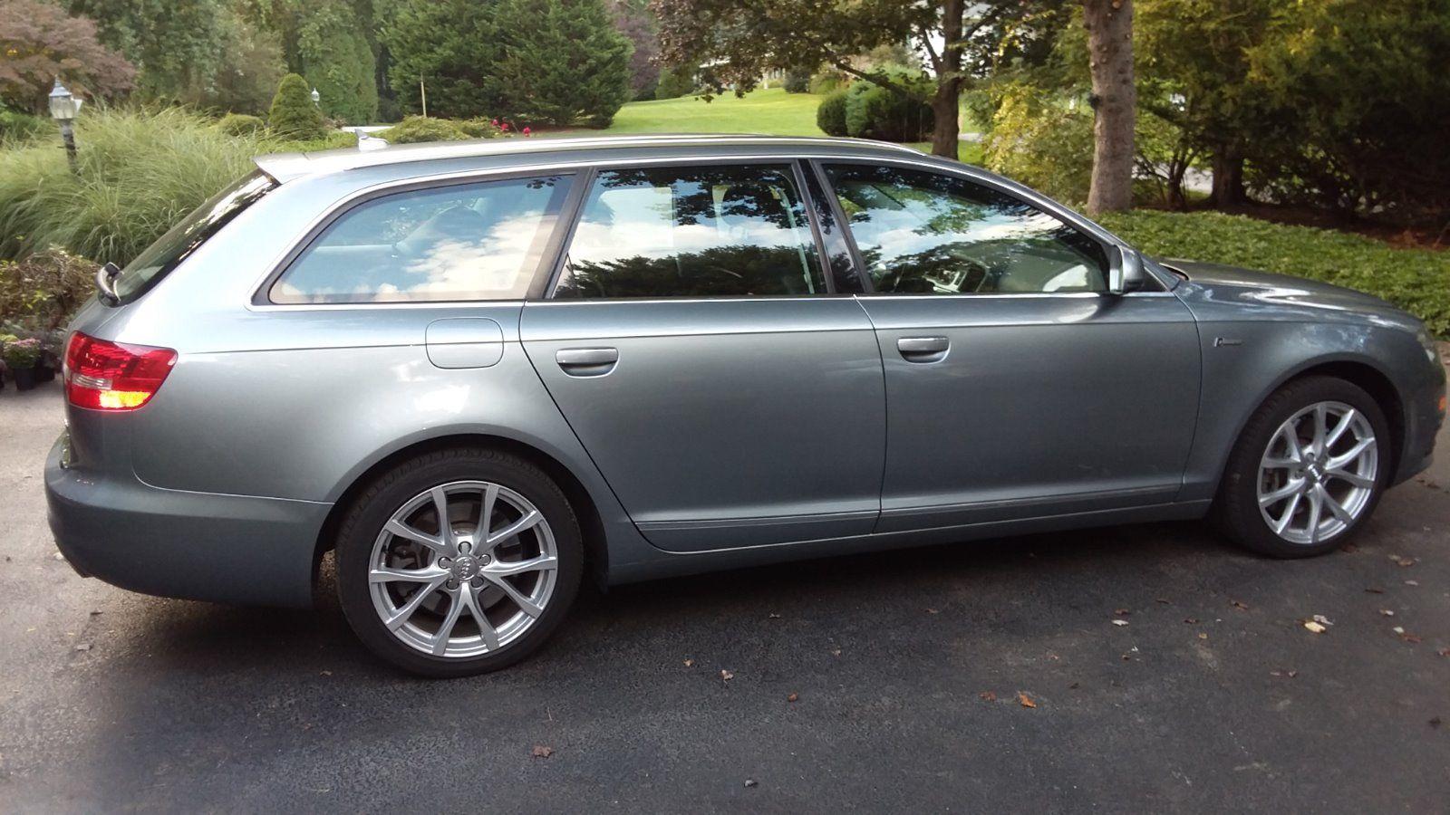 Awesome 2010 Audi A6 Premium Plus Avant Wagon 2017 2018
