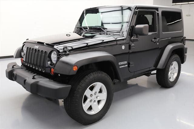 awesome 2012 jeep wrangler sport sport utility 2 door 2012 jeep wrangler sport hard top 4x4 6. Black Bedroom Furniture Sets. Home Design Ideas