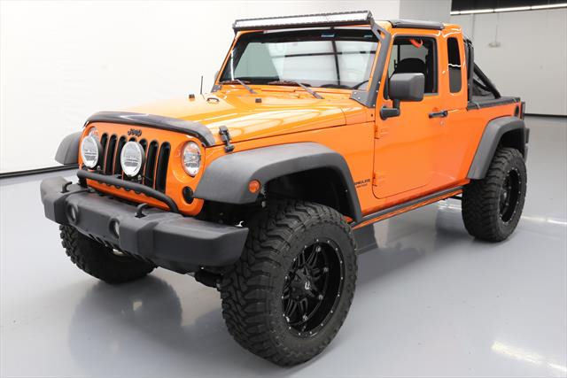 Jeep Jk 8 >> Awesome 2012 Jeep Wrangler Unlimited Sport Sport Utility 4 Door 2012
