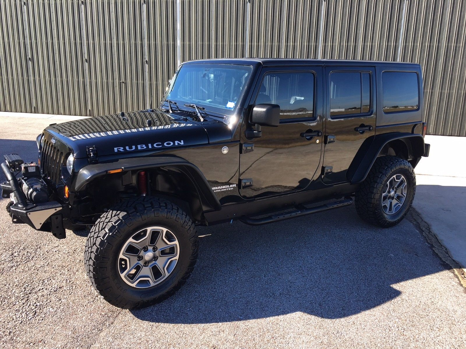 Great 2013 Jeep Wrangler Unlimited Rubicon 2013 Jeep Wrangler Unlimited  Rubicon A+ Condition 2018 2019