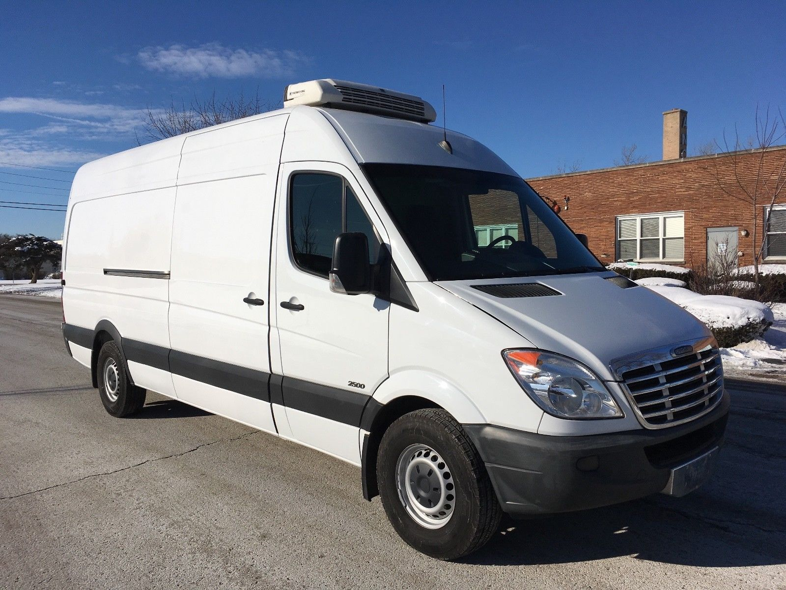 great 2013 mercedes benz sprinter 2500 2013 mercedes sprinter 2500 170 high roof turbo diesel. Black Bedroom Furniture Sets. Home Design Ideas