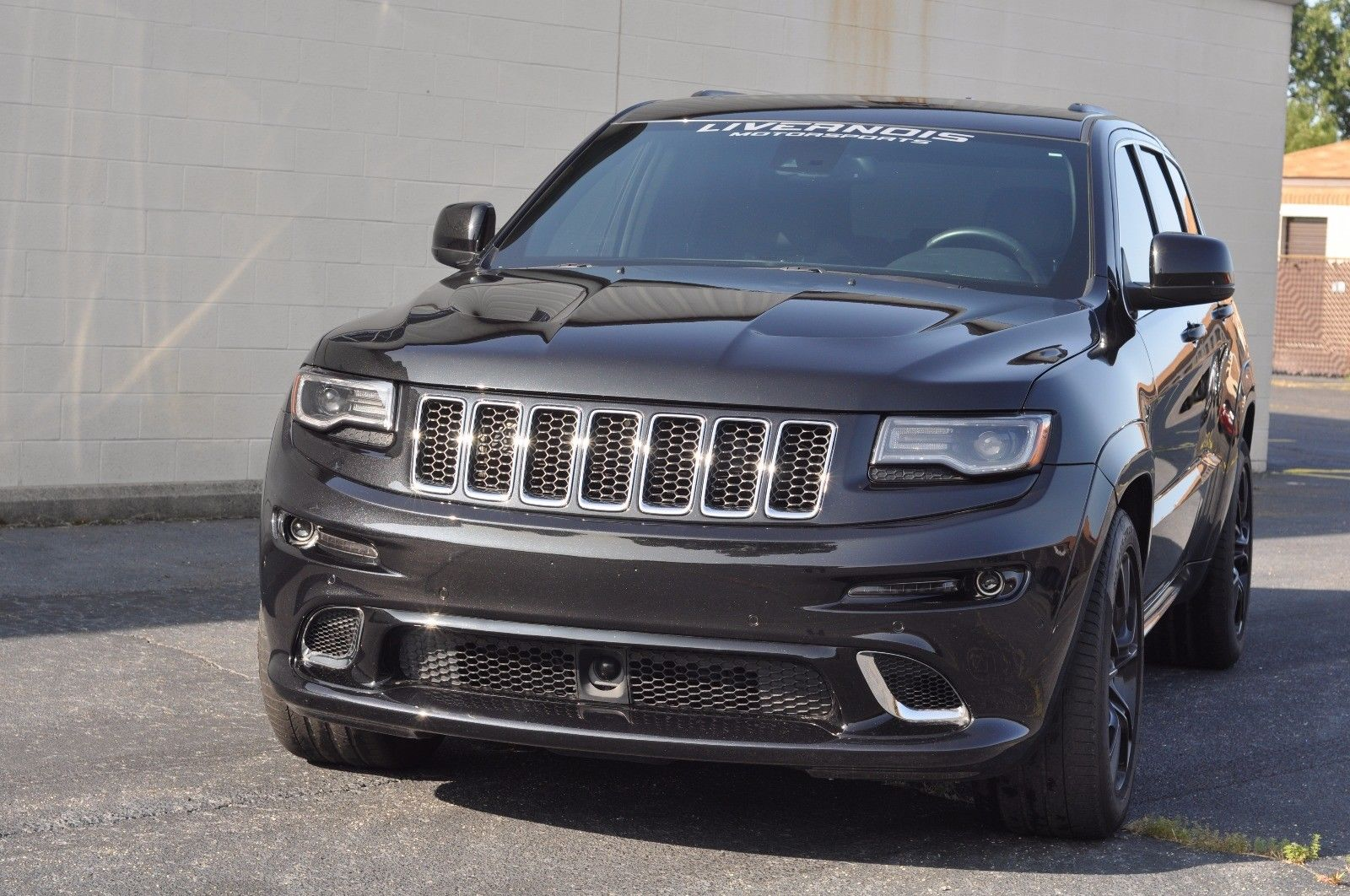 2018 jeep grand cherokee srt8 supercharged