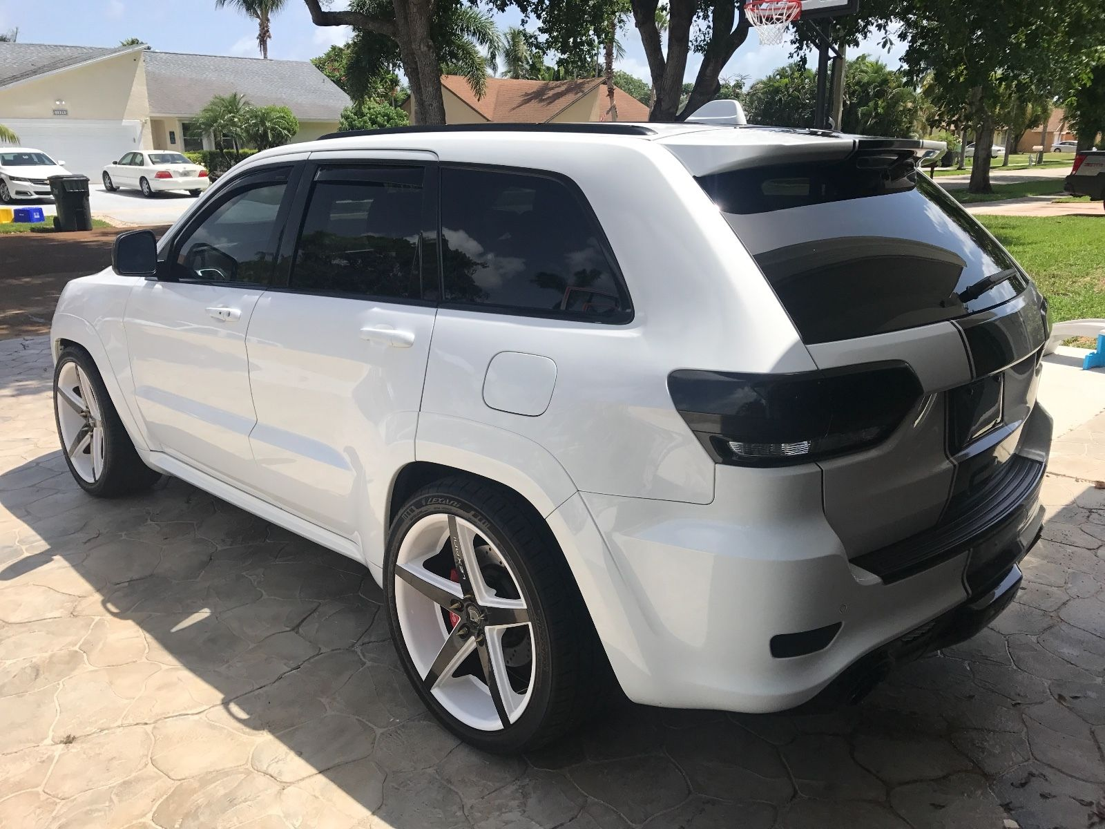 Great 2017 Jeep Grand Cherokee Srt8 Supercharged 2018