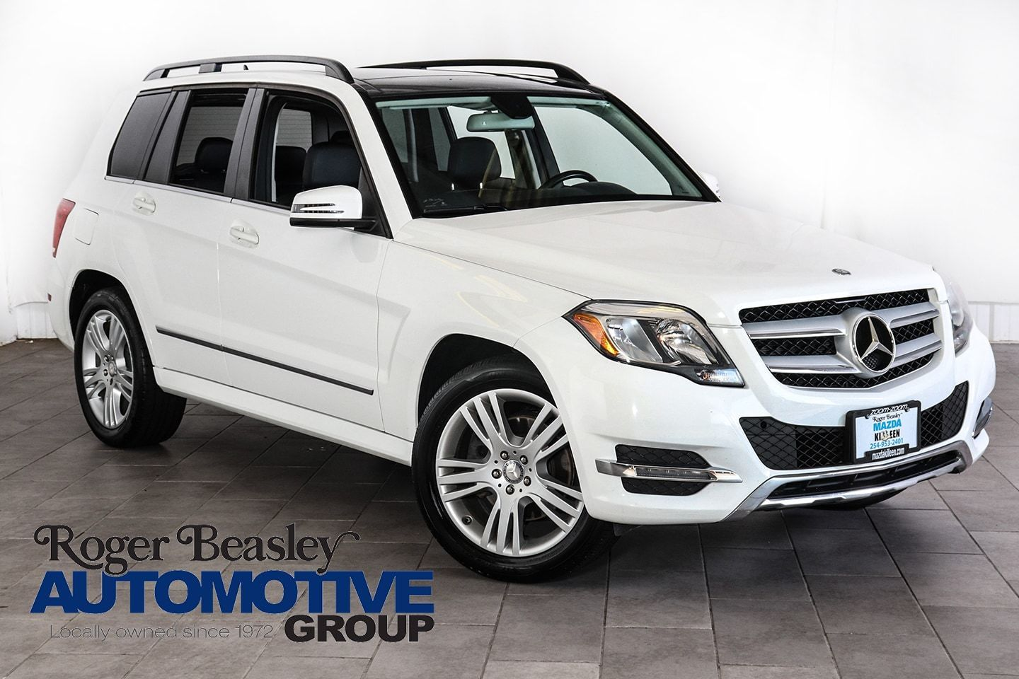 Awesome 2017 Mercedes Benz Glk Cl 350 4matic White Suv V 6 Cyl Automatic 2018