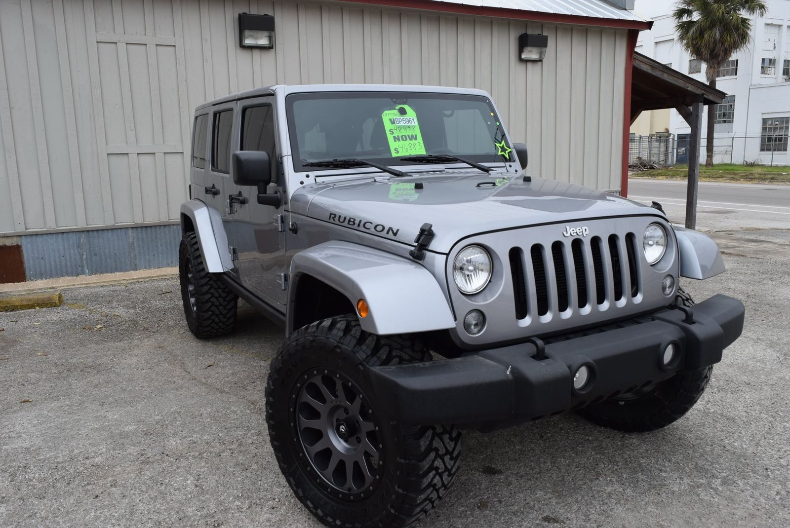 Silver Jeep Wrangler >> Awesome 2016 Jeep Wrangler Rubicon 4 4 2016 Jeep Wrangler Unlimited Rubicon 4 4 Billet Silver Suv V 6 Cyl Automatic 2017 2018