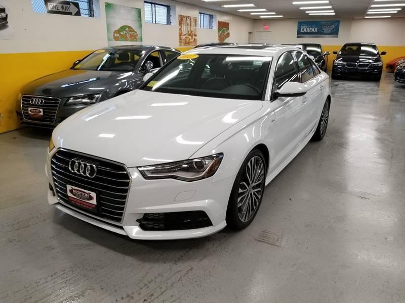 Great 2017 Audi A6 2 0t Quattro Premium Awd 4dr Sedan 13576 Miles White 0l I4 2018 2019