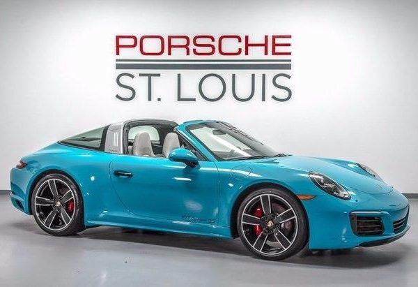 Awesome 2017 Porsche 911 Targa 4S 2017 Porsche 911 Targa 4S 15 Miles on porsche 911 turbo targa, porsche 911 s targa, porsche 991 carrera 4s targa, porsche 911 targa 4s review, porsche 911 targa 4s symbol,