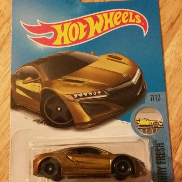 Great 2017 Hot Wheels Super Treasure Hunt '17 Acura Nsx