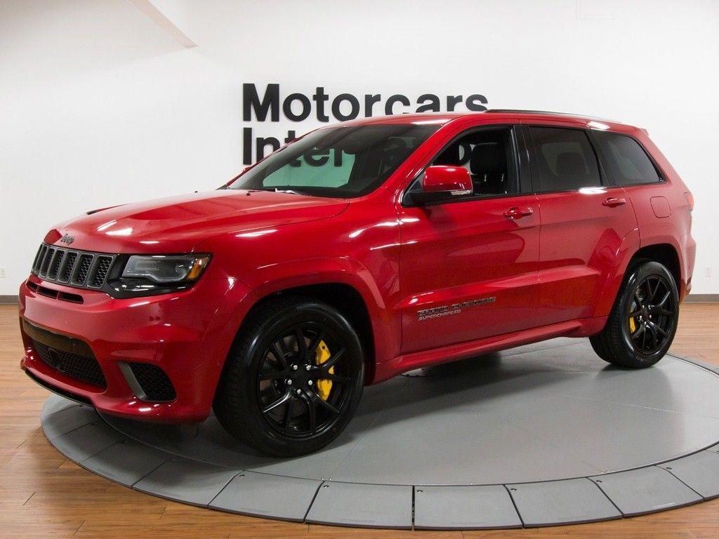 Great 2018 Jeep Grand Cherokee Trackhawk 2018 Jeep Grand