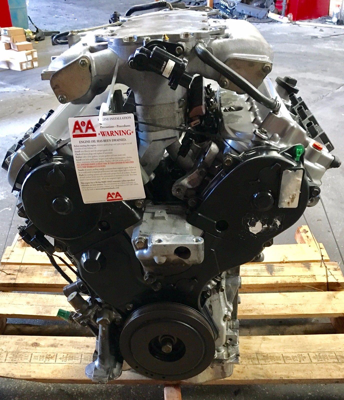 Amazing Acura Mdx 3 5l Engine 79k Miles 2003 2004 2005 2006 2017 2018