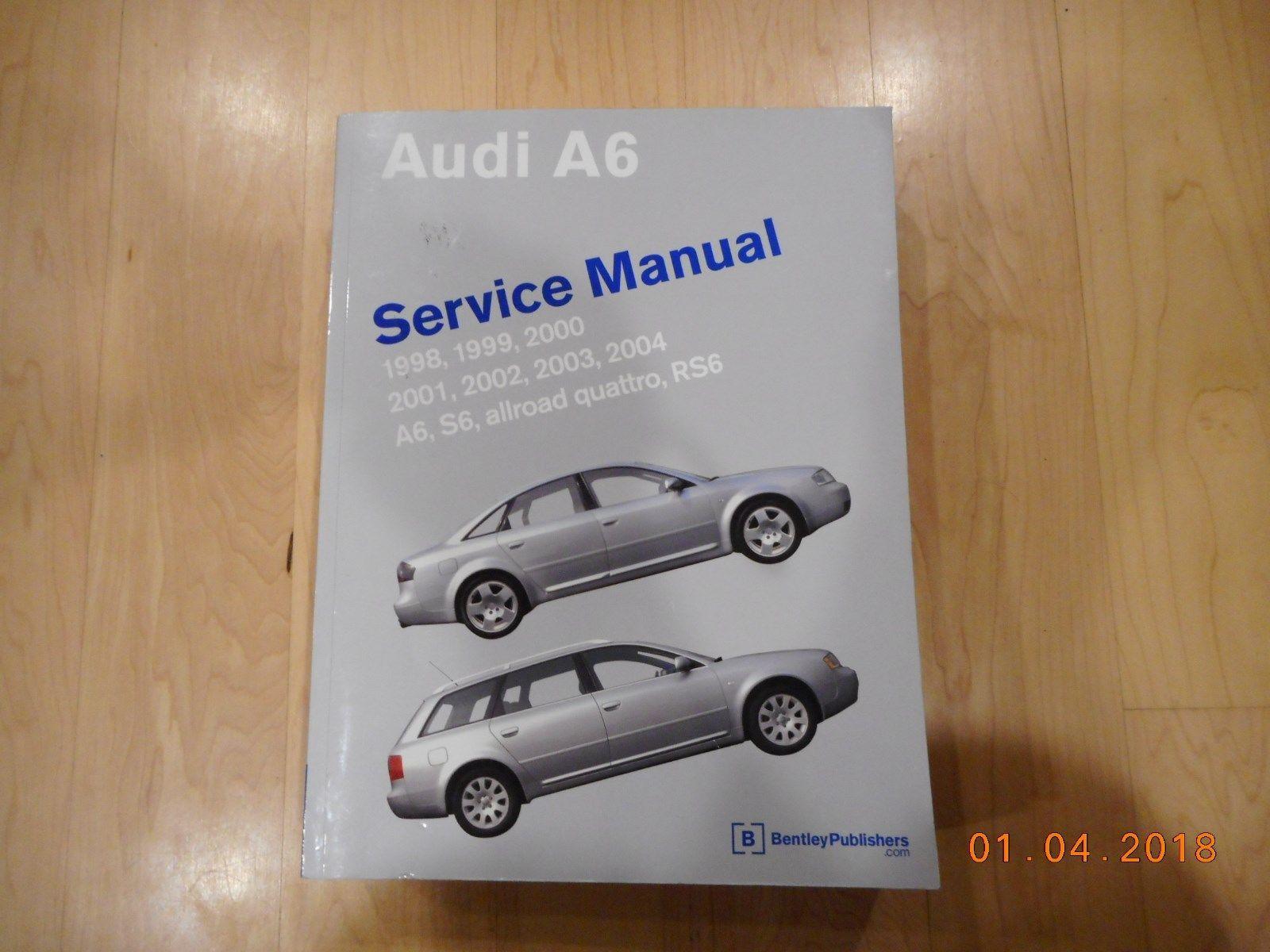 audi s6 service manual