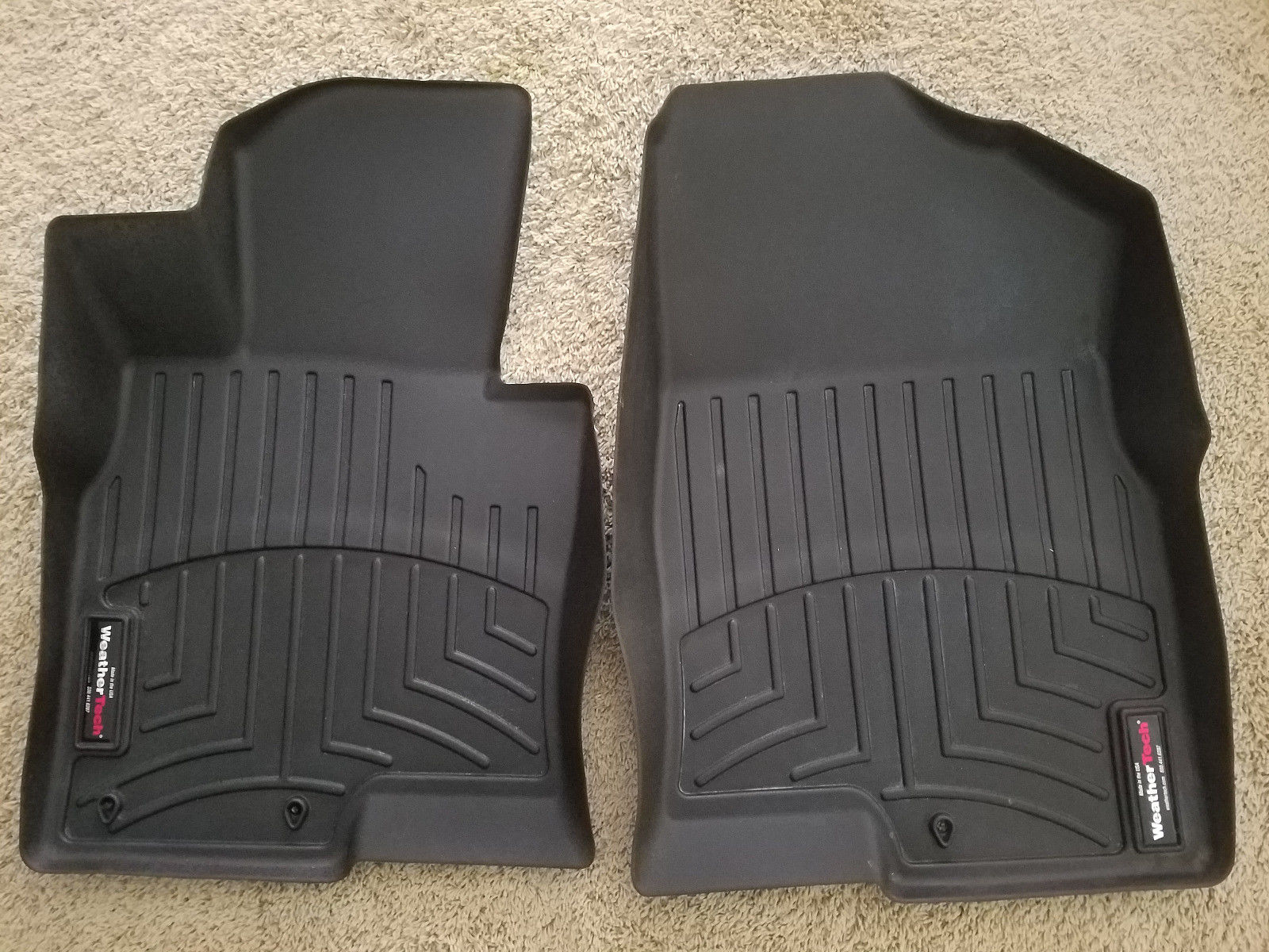 Awesome Weathertech Front Floor Mats Hyundai Sonata 2017 14 And Hybrid 2018