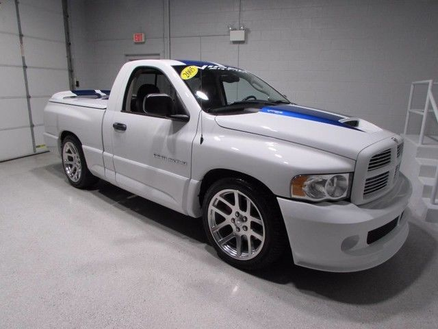 Dodge Ram Srt10 For Sale >> Great 2005 Dodge Ram 1500 SRT-10 Standard Cab Pickup 2-Door 2005 DODGE RAM 1500 SRT10 VIPER ...