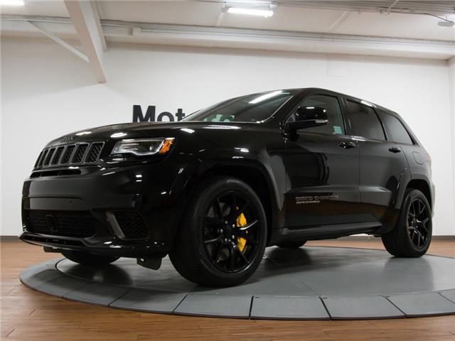Amazing 2018 Jeep Grand Cherokee Trackhawk 2018 Jeep Grand ...