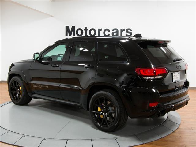 Amazing 2018 Jeep Grand Cherokee Trackhawk 2018 Jeep Grand Cherokee Trackhawk 20 Miles Black ...