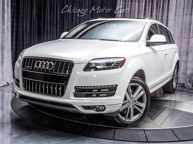 Used Audi Q7 For Sale >> 2015 Audi Q7 3.0L TDI Premium Plus SUV 2015 Audi Q7 3.0L ...