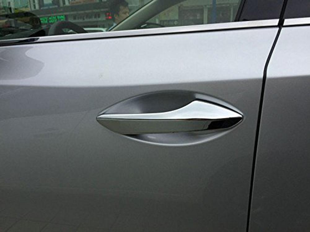 Great ABS Chrome Car Door Handles Cover Trims For Lexus NX 200t NX ...