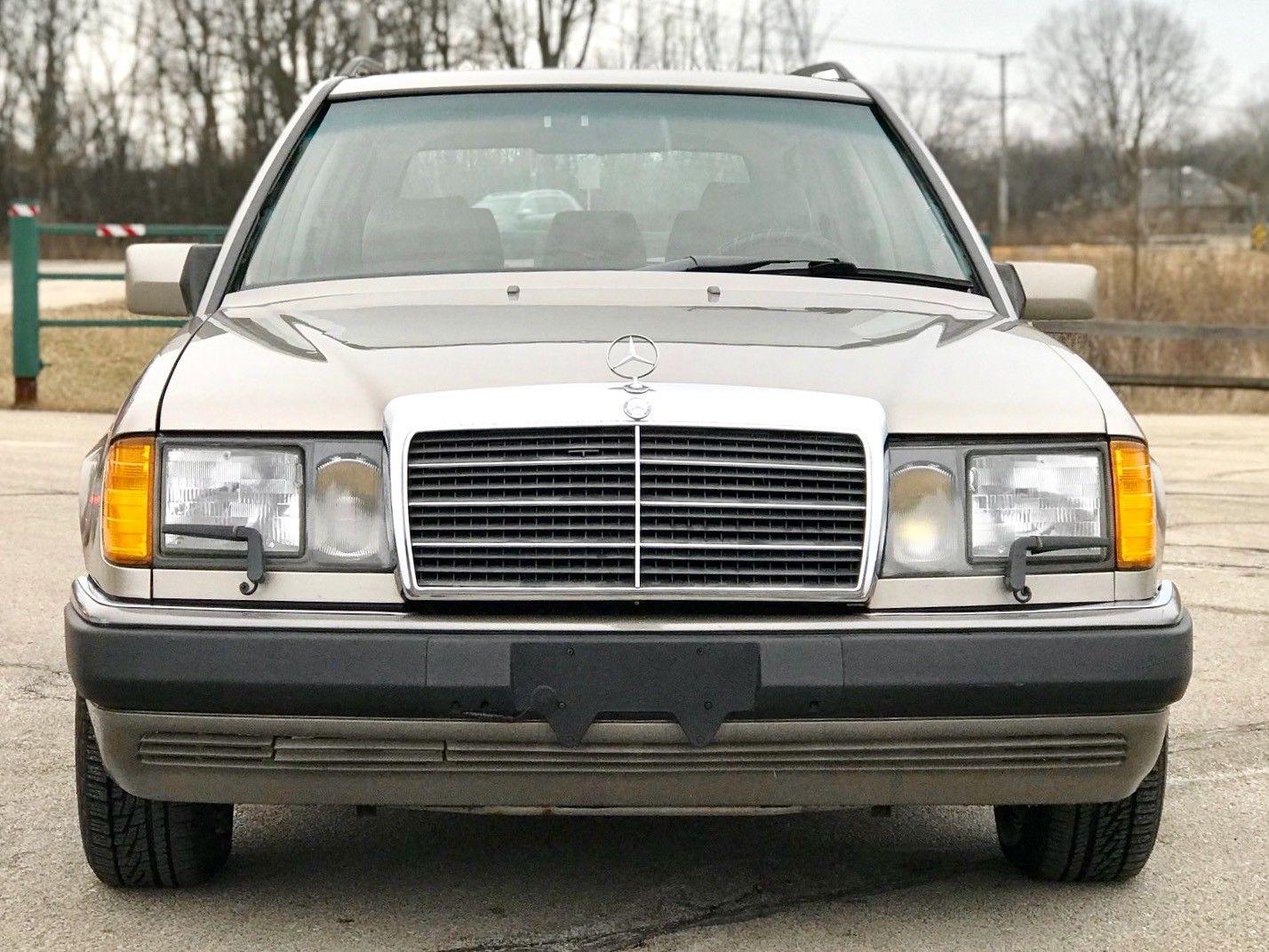 Great 1991 Mercedes Benz E Class 300te 4matic 1991
