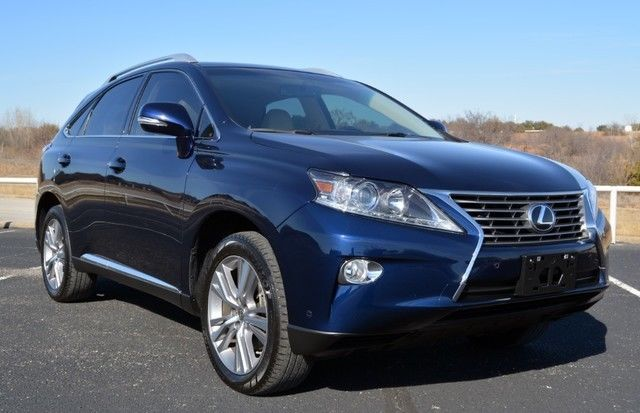 Great 2015 Lexus RX 350 2015 RX 350 Immaculate One Owner Low Miles
