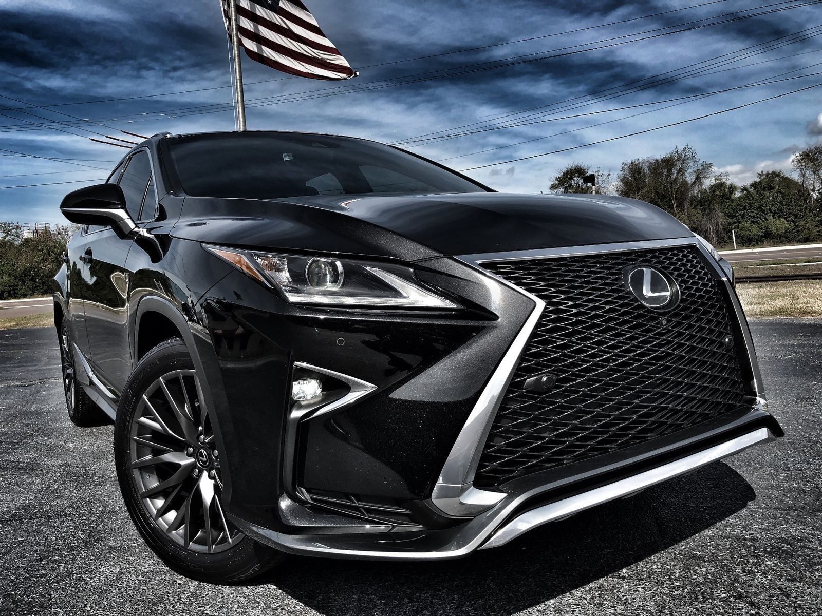 2016 Honda Accord Sport For Sale >> Used 2016 Lexus RX F SPORT RX350 BLACK/BLACK LOADED RX350*F SPORT*CAVIAR/BLACK LEATHER*PANO*12 ...
