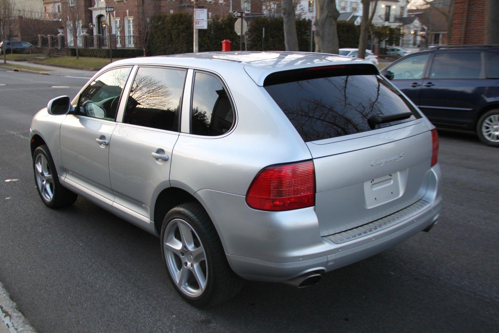 Autocheck Vs Carfax >> Amazing Cayenne S AWD 4dr SUV 2004 Porsche Cayenne S AWD ...