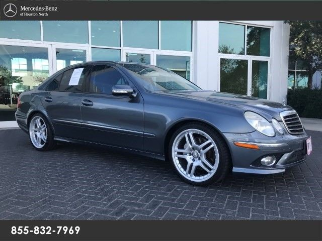 awesome 2008 mercedes benz e class base sedan 4 door mercedes benz e350 amg sport 19 amg. Black Bedroom Furniture Sets. Home Design Ideas