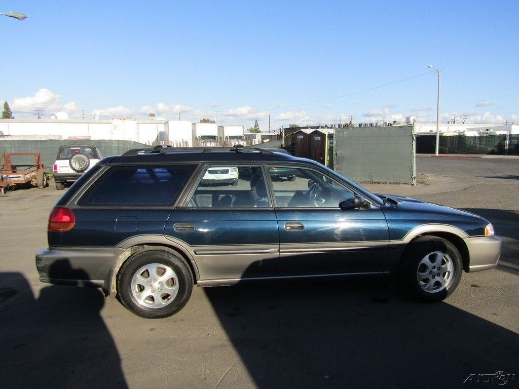 Amazing 1998 Subaru Legacy Outback C Used Manual Item Specifics