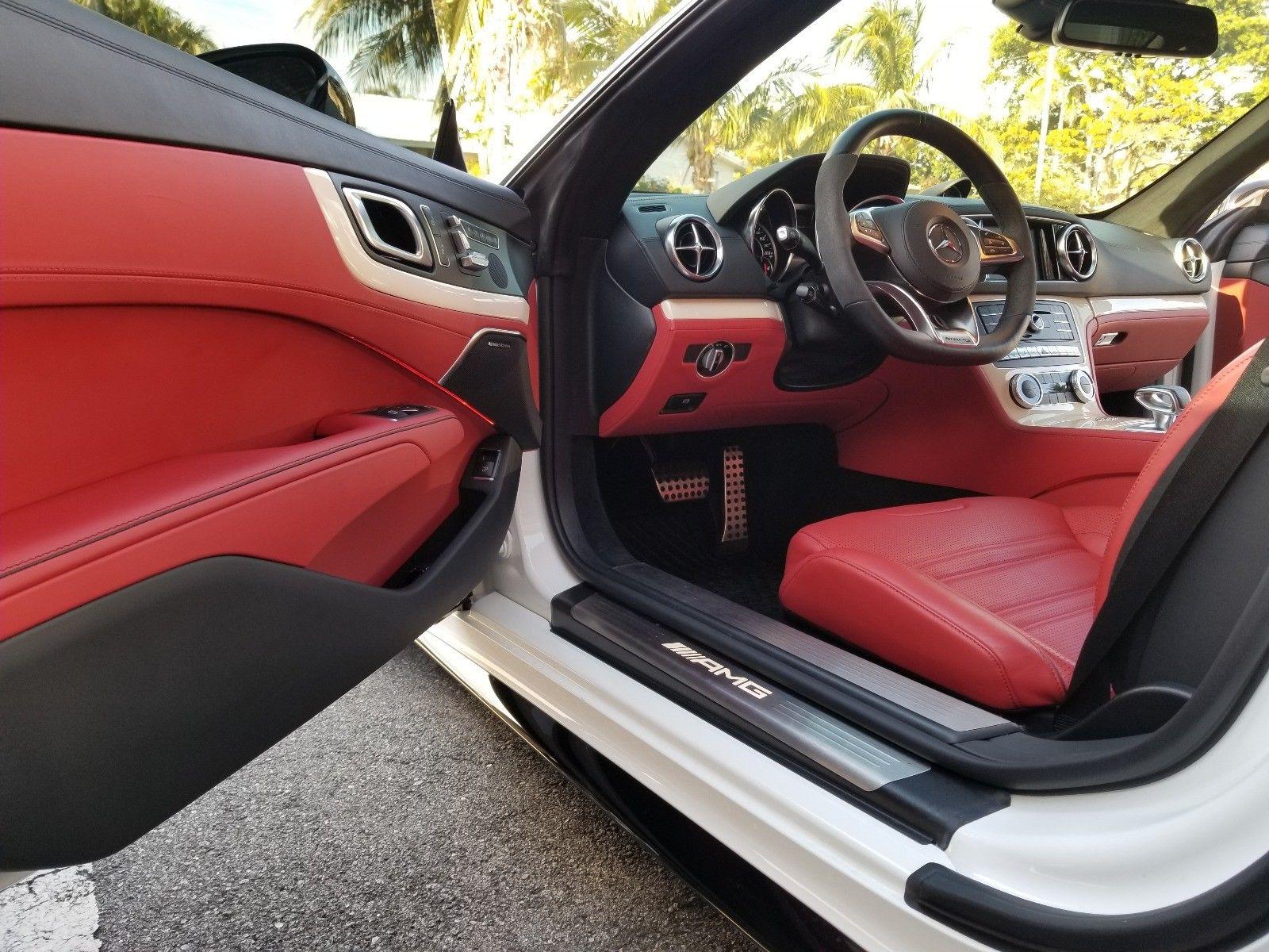 2016 Hyundai Elantra Value Edition >> 2017 Mercedes-Benz SL-Class SL63 AMG Mercedes SL63 AMG ...