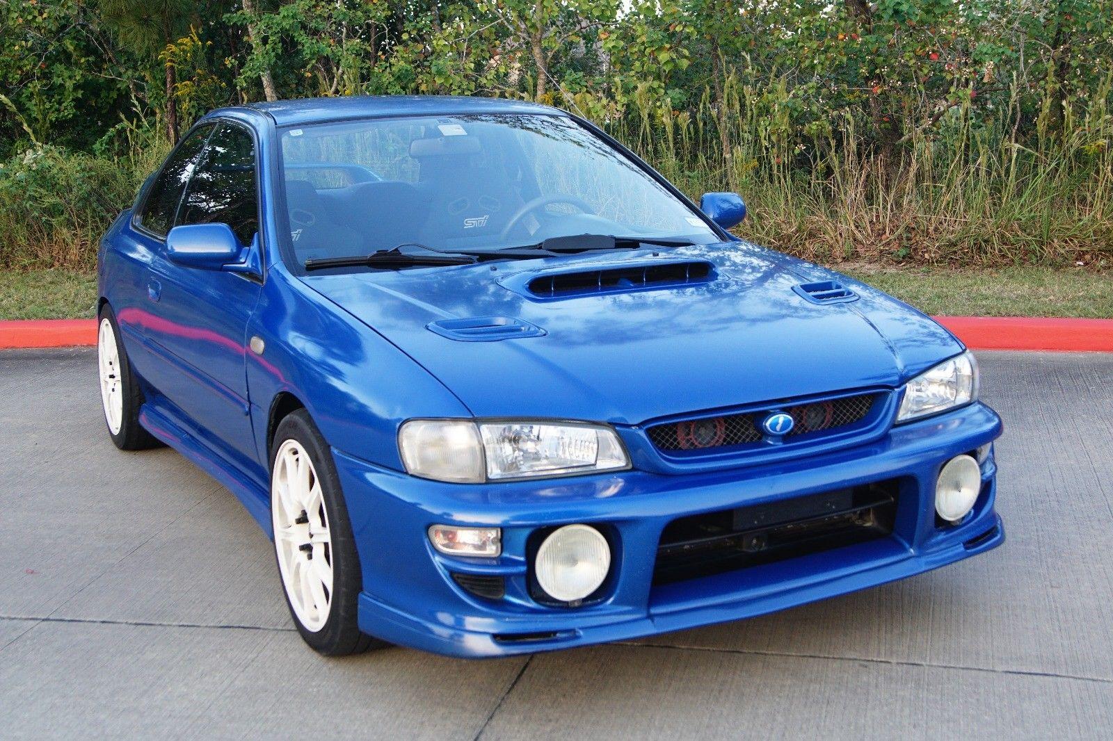 Subaru Impreza 2.5 Rs >> Usdm Sti