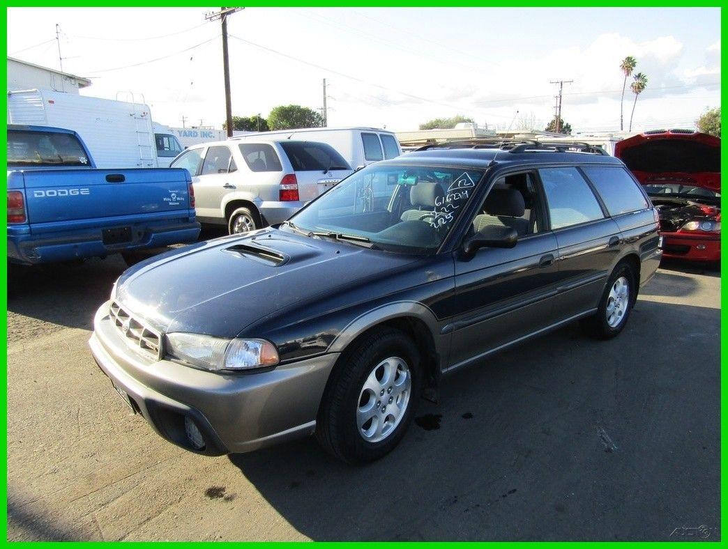 1998 Subaru Legacy Outback >> Amazing 1998 Subaru Legacy Outback C 1998 Subaru Legacy