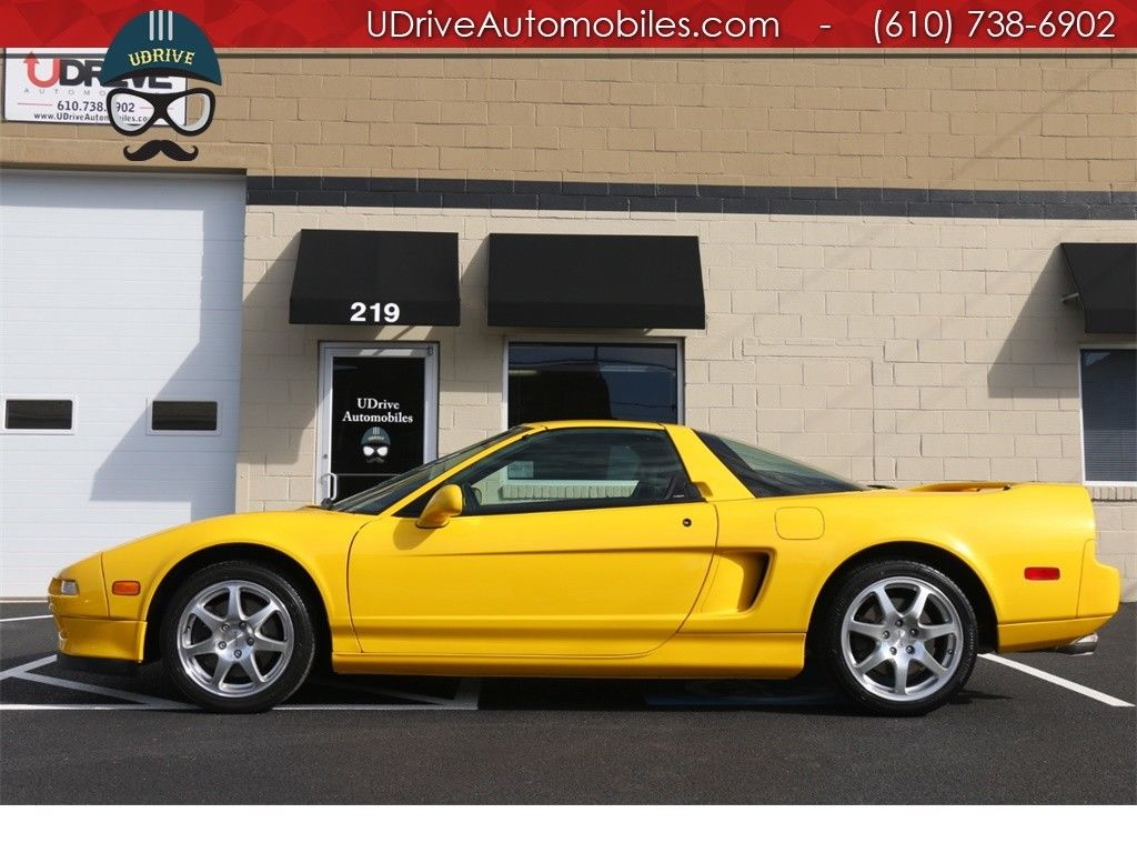 Awesome 1999 Acura NSX NSX-T 26k Miles NSX-T 6 Speed Manual Timing Belt  Service New Tires! 2017/2018