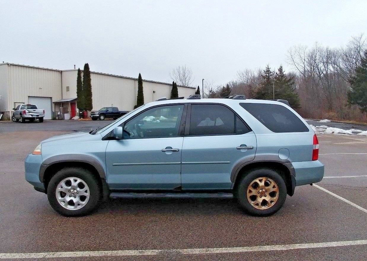 Great Acura MDX Acura MDX Sun Roof AC AWD Driven - 2002 acura mdx tires
