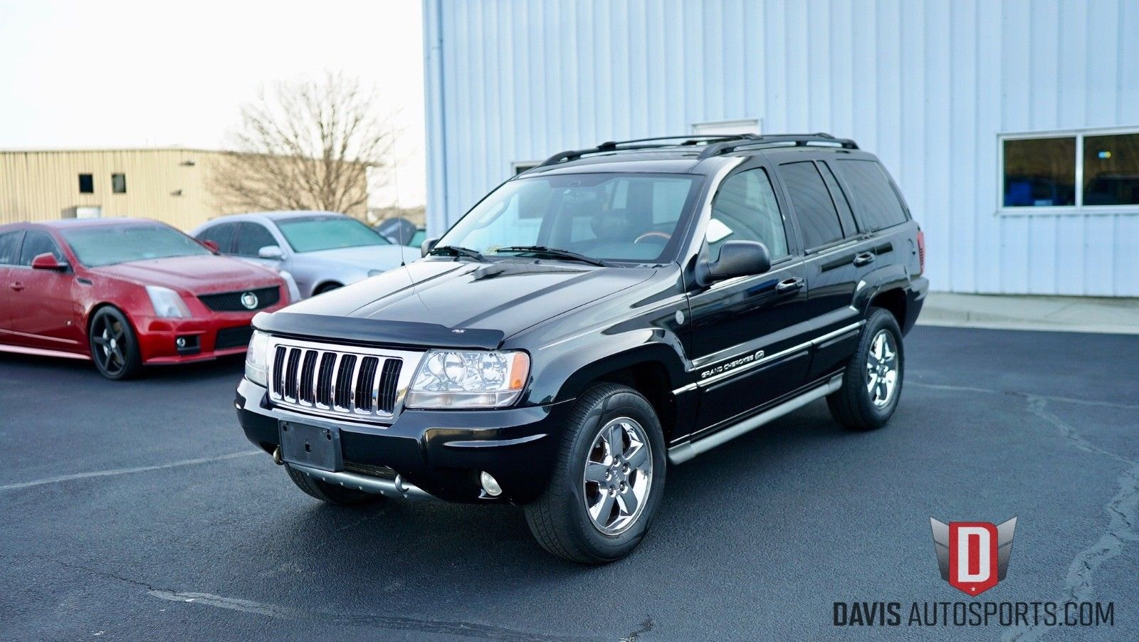 Great 2004 Jeep Grand Cherokee Overland 2004 JEEP GRAND CHEROKEE OVERLAND /  LOW MILES / V8 / LOADED / SERVICED / CLEAN 2017 2018