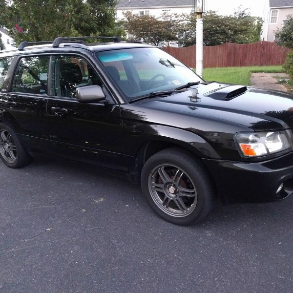 Great 2004 Subaru Forester Xt 2004 Subaru Forester Xt Black