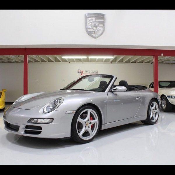Great 2006 Porsche 911 Carrera S 911 Carrera S Cabriolet 6 Speed