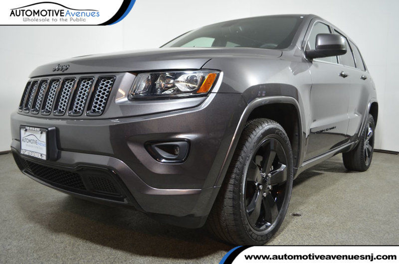 Amazing 2014 Jeep Grand Cherokee 4wd 4dr Altitude 2014