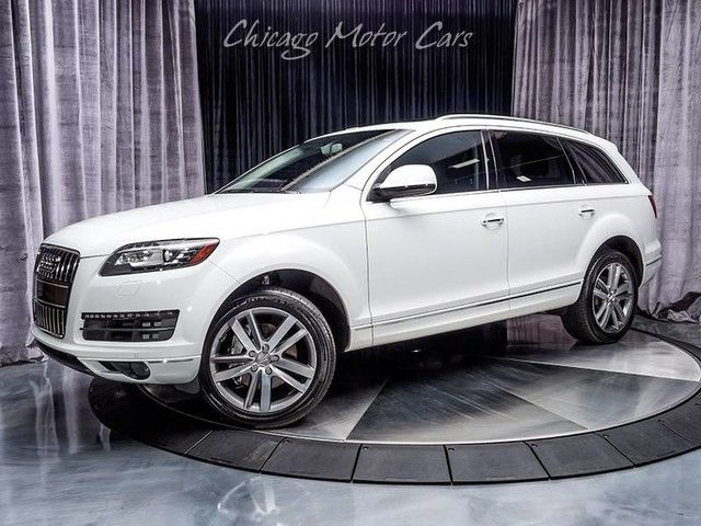 amazing 2015 audi q7 3 0l tdi premium plus suv 2015 audi q7 3 0l tdi premium plus suv glacier. Black Bedroom Furniture Sets. Home Design Ideas