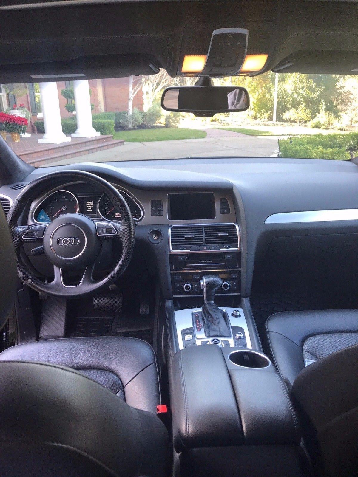 Awesomeamazinggreat Audi Q Luxury Fully Loaded Audi Q Tdi Quattro Tiptronic Prestige Model