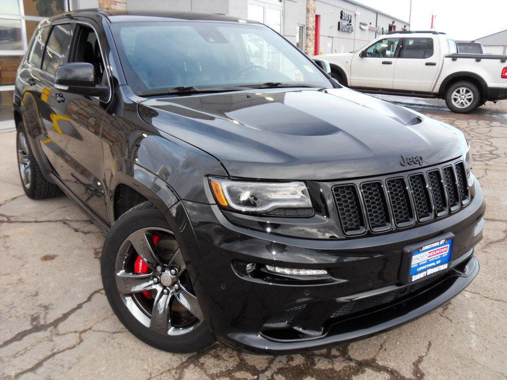 2015 Jeep Grand Cherokee Srt >> 2015 Jeep Grand Cherokee Srt Black Beauty Srt 2015 Jeep