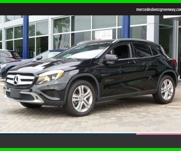Awesome 2017 Mercedes-Benz GLA 250 GLA 250 2017 GLA 250 Used Certified  Turbo 2L I4 16V Automatic Front Wheel Drive SUV 2018-2019