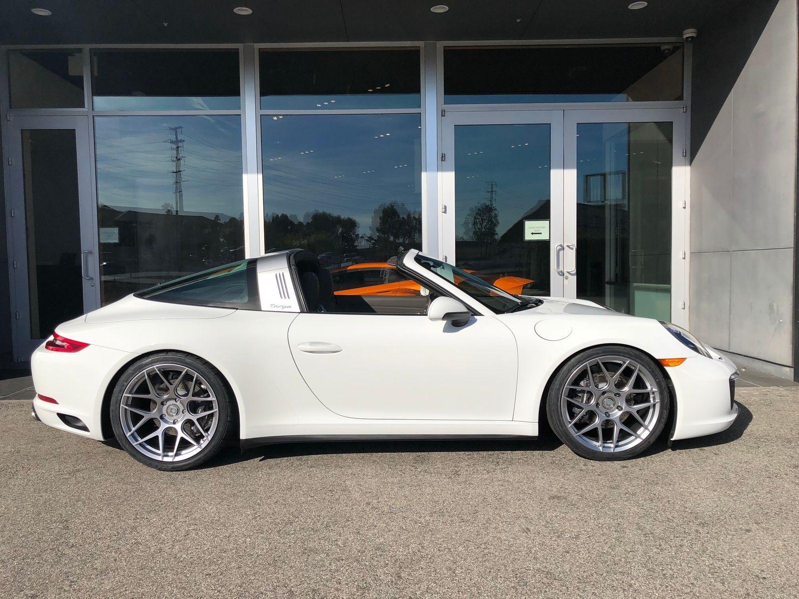 Amazing 2017 Porsche 911 Targa 4 2017 Porsche 911 Targa 4 Rare 7 Speed  Manual 991.2 2018,2019
