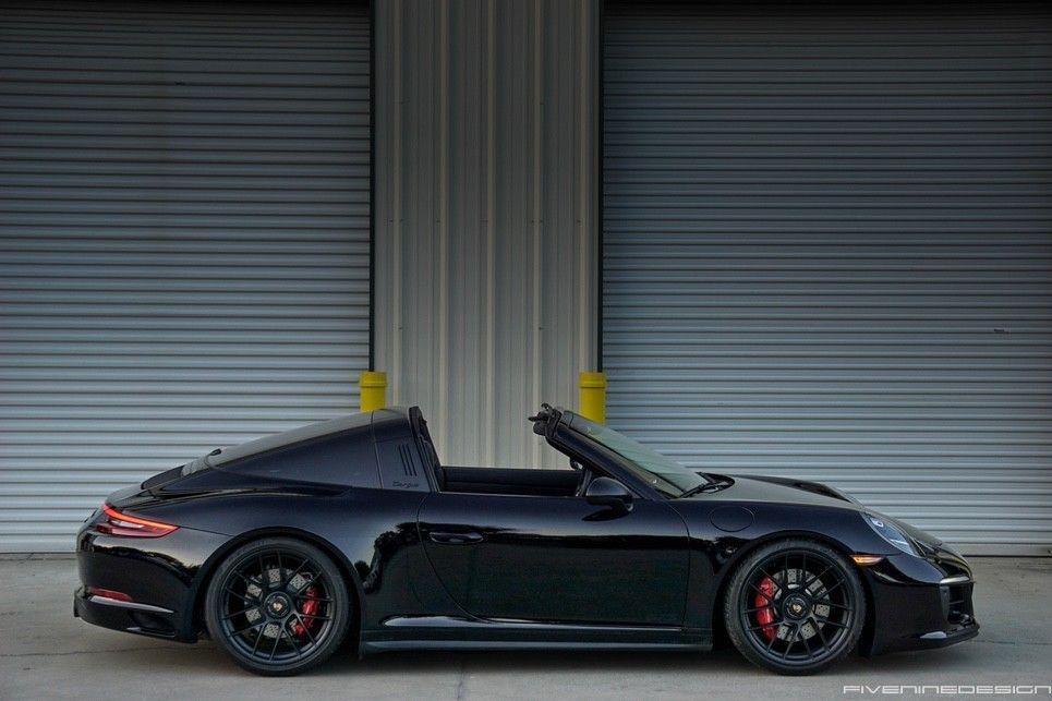 2017 Porsche 911 Targa 4 Gts 2017 Porsche 911 Targa 4 Gts Low Mileage Twin Turbo Custom Upgrades Rare 2018 2019 24carshop Com