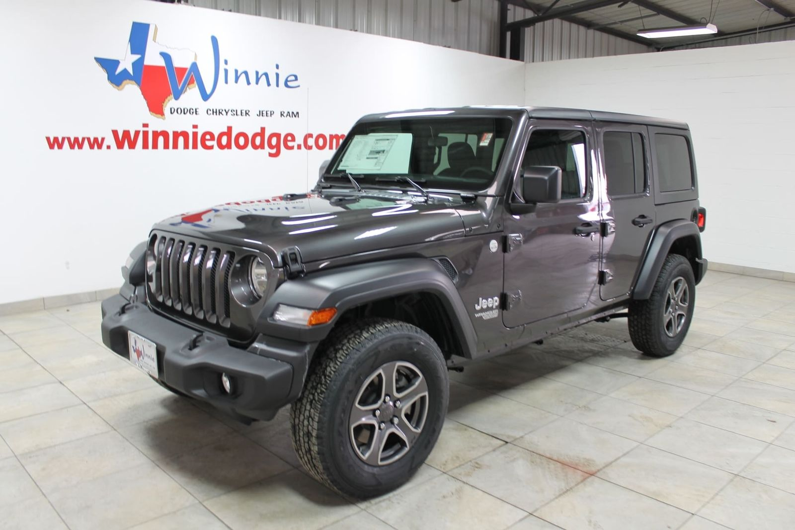 Awesome 2018 Jeep Wrangler Unlimited Sport S 4x4 All New