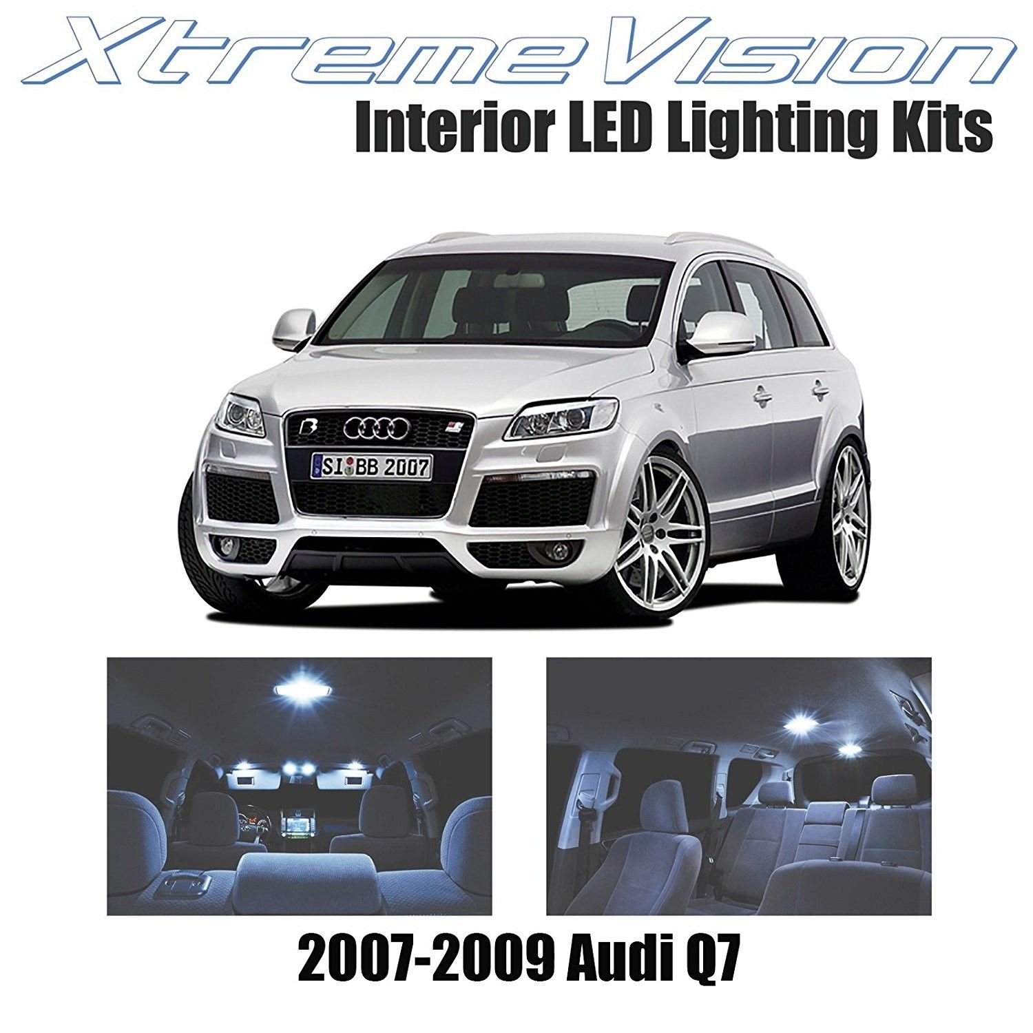 Amazing XtremeVision LED For Audi Q7 2007-2009 (16 Pieces