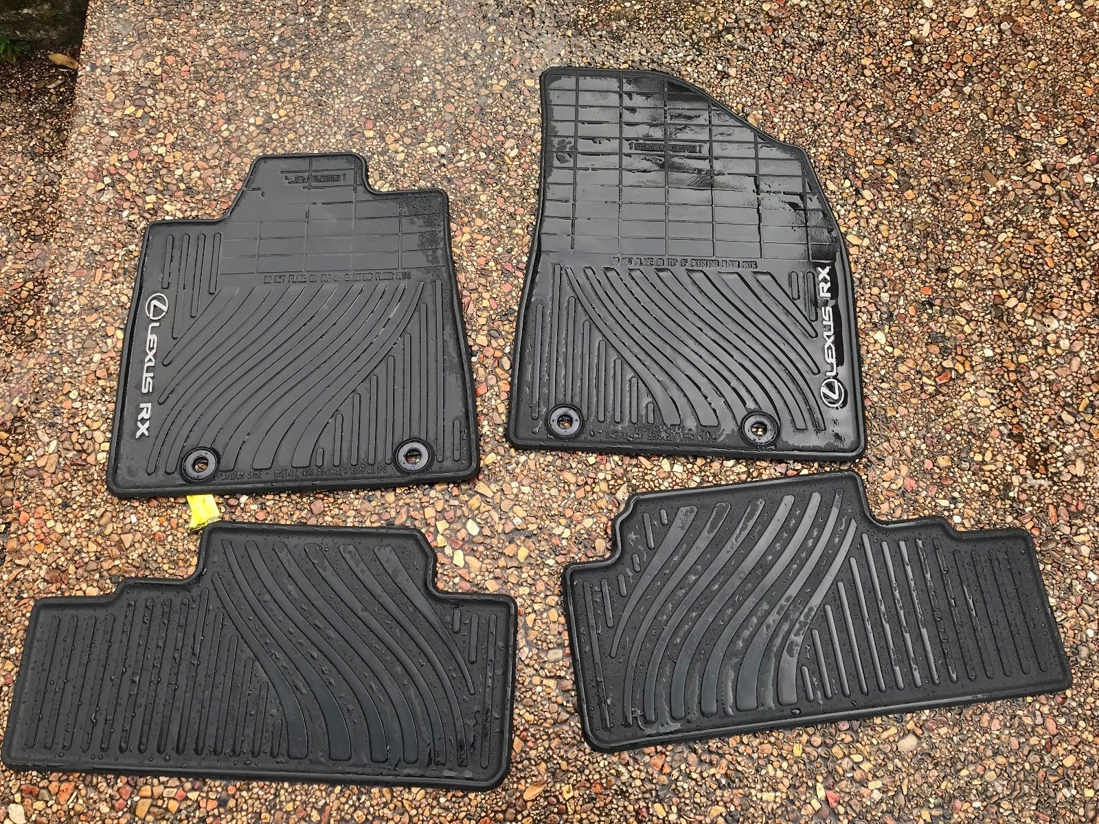 lexus rx 350 floor mats oem floor matttroy. Black Bedroom Furniture Sets. Home Design Ideas