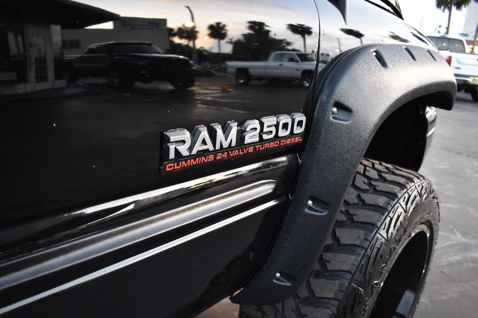 Dodge Extended Warranty >> Awesome 2001 Dodge Ram 2500 SPORT 2001 DODGE RAM 2500 ...