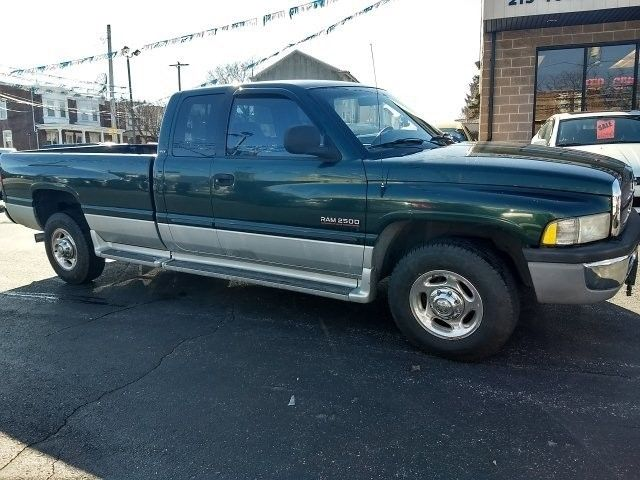 Amazing 2001 Dodge Ram 2500 Quad Cab Long Bed 2wd 4 Speed Automatic